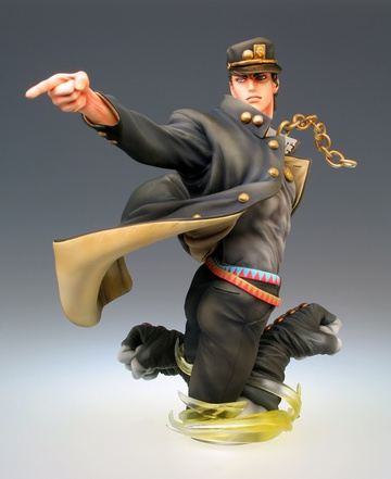 main photo of Super Figure Art Collection: Kujo Jotaro Black Ver.