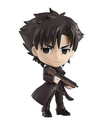 main photo of Ichiban Kuji Premium Fate/Zero: Emiya Kiritsugu Kyun-Chara
