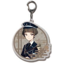 main photo of Touken Ranbu Keychain Vol.2 18: Hirano Toushirou