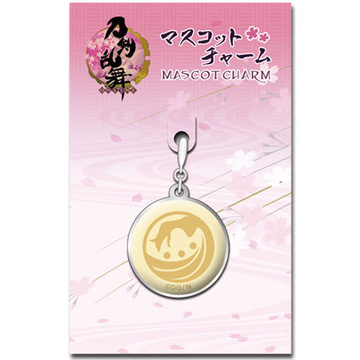 main photo of Touken Ranbu Mascot Charm (Mon Crest) Vol.2 14: Nakigitsune