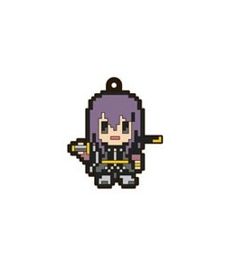 main photo of Tales of Series Dot Rubber Strap: Yuri Lowell