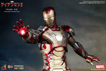 photo of Movie Masterpiece Diecast Iron Man Mark 42