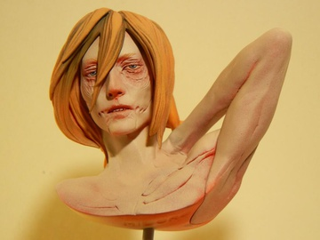 main photo of Female Titan Bust