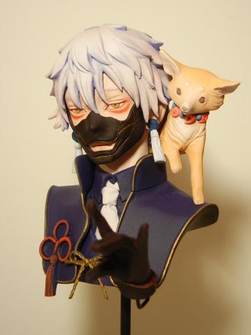 main photo of Nakigitsune Bust