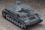 photo of figma Vehicles Panzer IV Ausf. D
