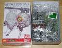 photo of MG RB-79 Ball Ver. Ka Gundam 30th Anniversary Special Clear Armor Parts