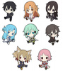 photo of Sword Art Online II Pentako Trading Rubber Strap: Kirito