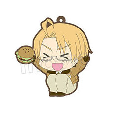 main photo of Hetalia The World Twinkle ViVimus Rubber Strap Collection: America
