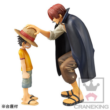 main photo of One Piece Dramatic Showcase ~4th season~ vol.1: Monkey D. Luffy