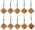 photo of Naruto Shippuuden Trading Wood Strap: Naruto Uzumaki