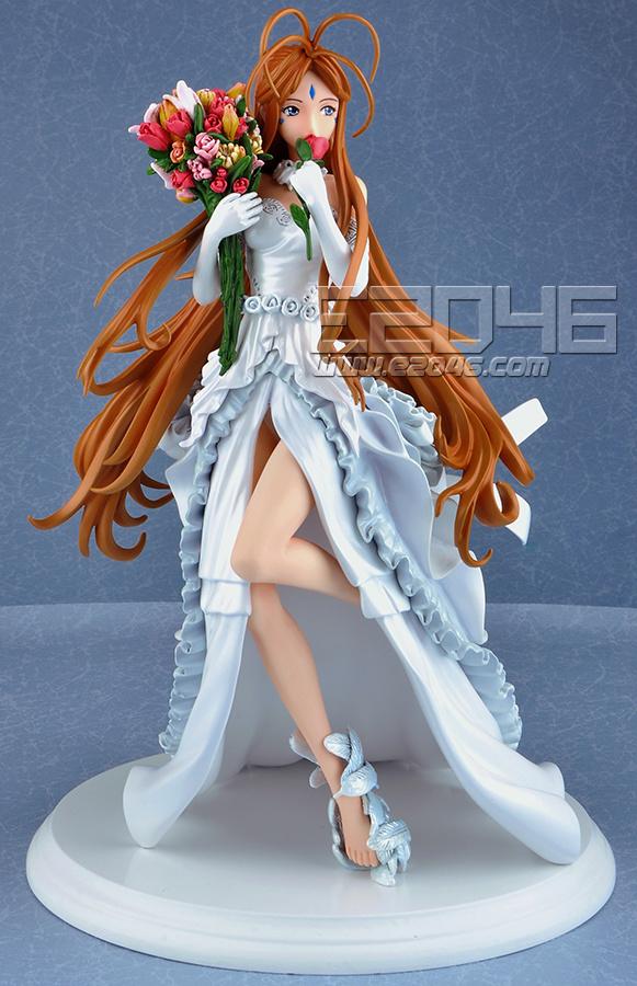 ORI x Gathering Belldandy with Wedding Dress - My Anime Shelf