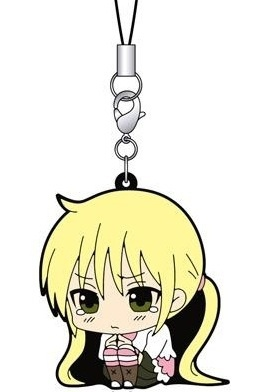 main photo of Hayate the Combat Butler! ViVimus Rubber Strap Collection: Sanzenin Nagi