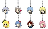 photo of Hayate the Combat Butler! ViVimus Rubber Strap Collection: Sanzenin Nagi