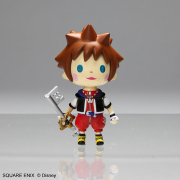 main photo of Kingdom Hearts Avatar Trading Arts mini Vol.1: Sora