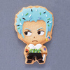 photo of CHARA FORTUNE Cookie Series ONE PIECE Biscuit Fortune Telling: Roronoa Zoro