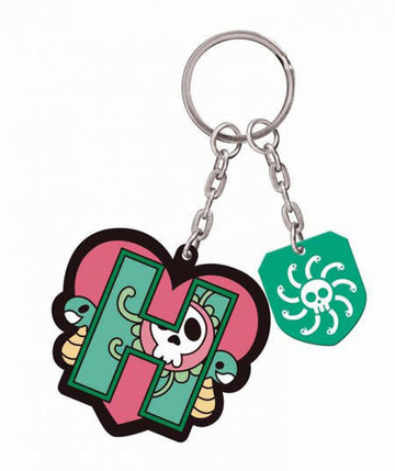 main photo of Ichiban Kuji Kyun-Chara World One Piece Kaizokuki no Shita ni: Boa Hacock Strap
