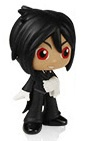 main photo of Mystery Minis The Best of Anime Series 1: Sebastian Michaelis