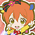 Toy'sworks Collection Niiten-gomu! Love Live! The School Idol Movie: Rin Hoshizora