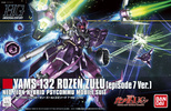 photo of HGUC YAMS-132 Rozen Zulu Episode 7 Ver.