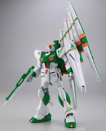 main photo of HGUC RX-93 ν Gundam ver. GFT (7-Eleven Colors)