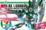 photo of HGUC RX-93 ν Gundam ver. GFT (7-Eleven Colors)