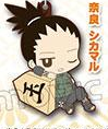 main photo of Naruto Shippuden Rubber Strap Collection: Shikamaru Nara