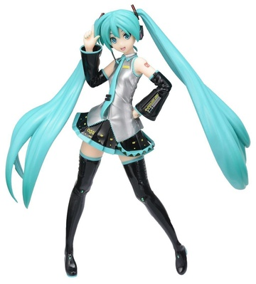 main photo of PM Figure Hatsune Miku Project DIVA Arcade Ver.