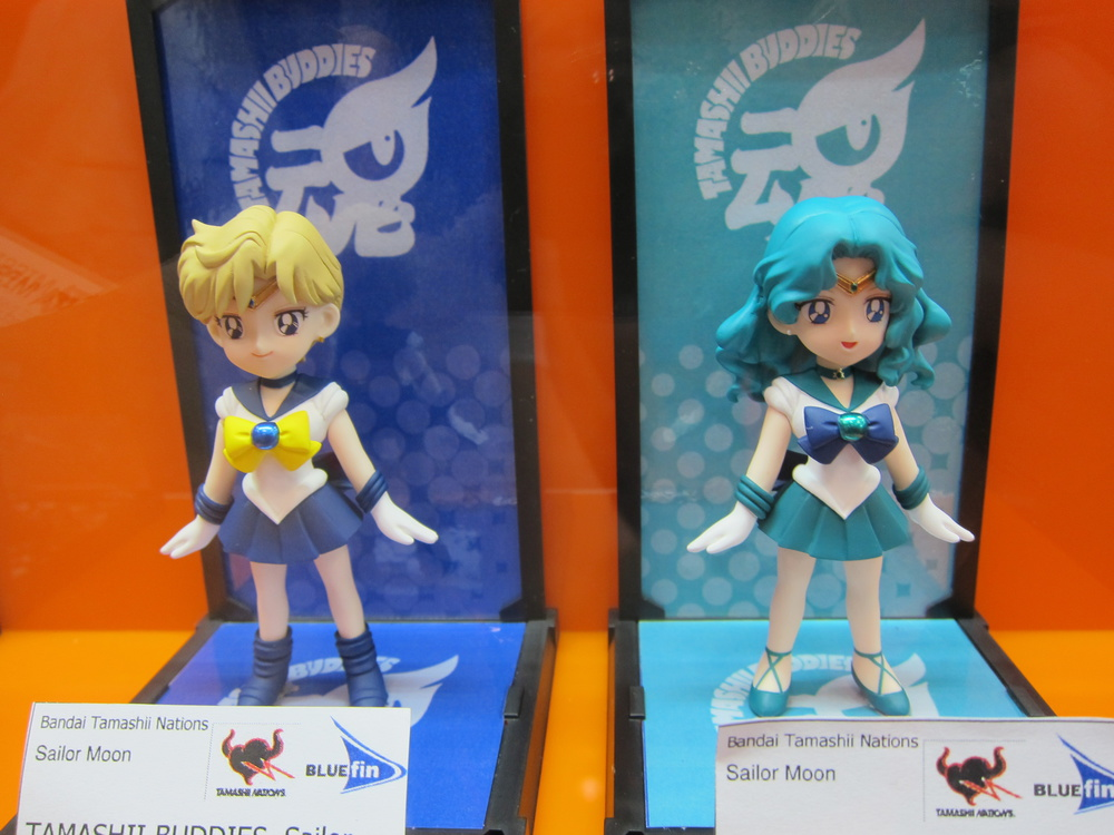 SAILOR MOON Buddies Sailor Uranus