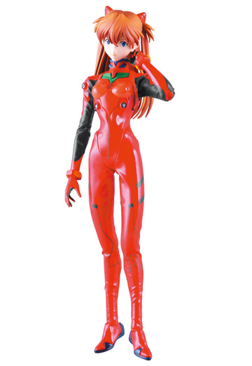 main photo of Real Action Heroes No.464 Asuka Soryu Langley