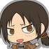 Chimi Shingeki Earphone Jack Mascot Vol.3: Ymir