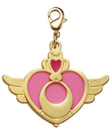 main photo of Bishoujo Senshi Sailor Moon Stained Charm: Crisis Moon Compact