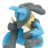 Pokemon Good Night Friends XY2: Lucario