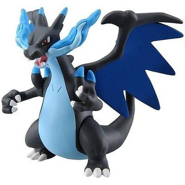 main photo of Pokemon Monster Collection:  Mega Charizard X