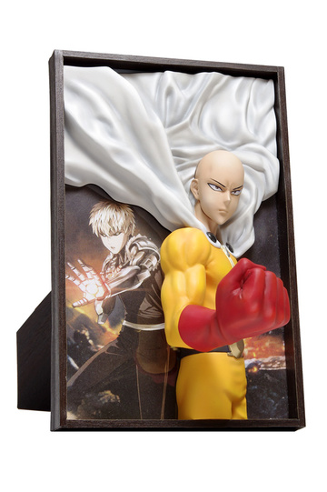 main photo of 2.5 Jigen Picture One Punch Man (Saitama)