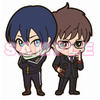 photo of Noragami Aragoto Rubber Strap Collection: Yato & Kazuma