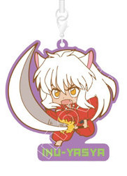 main photo of Rumic Collection Rubber Strap Collection 2nd season: InuYasha