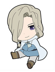 main photo of Arslan Senki Pentako Trading Rubber Strap: Narsus