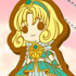 Magic Knight Rayearth Deformed Rubber Charm Vol. 2: Hououji Fuu
