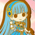 Magic Knight Rayearth Deformed Rubber Charm Vol. 2: Ryuuzaki Umi