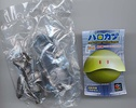photo of Haro Cap Gundam Characters Clip Collection: Amuro Ray Silver Bronze Ver.