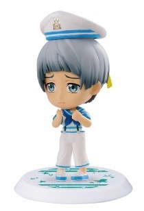 main photo of Free! Chibi Kyun-Chara vol.3 ~Marine Style~: Nitori Aiichirou