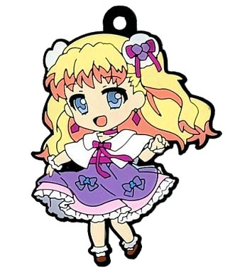 main photo of Pic-Lil! Macross 30th Anniversary Trading Strap 2nd: Sheryl Nome Secret Ver.