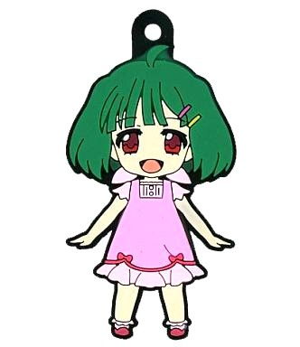 main photo of Pic-Lil! Macross 30th Anniversary Trading Strap 2nd: Ranka Lee Secret Ver.