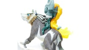 photo of amiibo Midna & Wolf Link