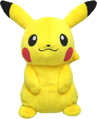 main photo of Pokemon ALL STAR COLLECTION #1 PP01 Pikachu
