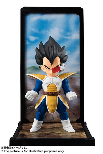 main photo of Tamashii Buddies Vegeta