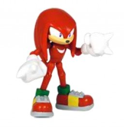 main photo of Sonic the Hedgehog Action figure Knuckles the Echidna