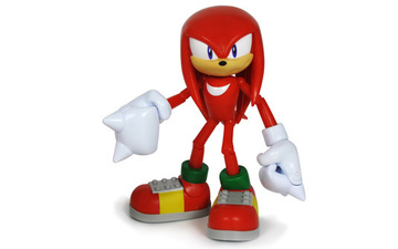 main photo of Sonic Super Poser Knuckles the Echidna