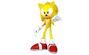 main photo of Sonic Super Poser Super Sonic