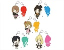 photo of K-On! Acrylic Keychain Animaru! Exclusive Illustration: Nakano Azusa